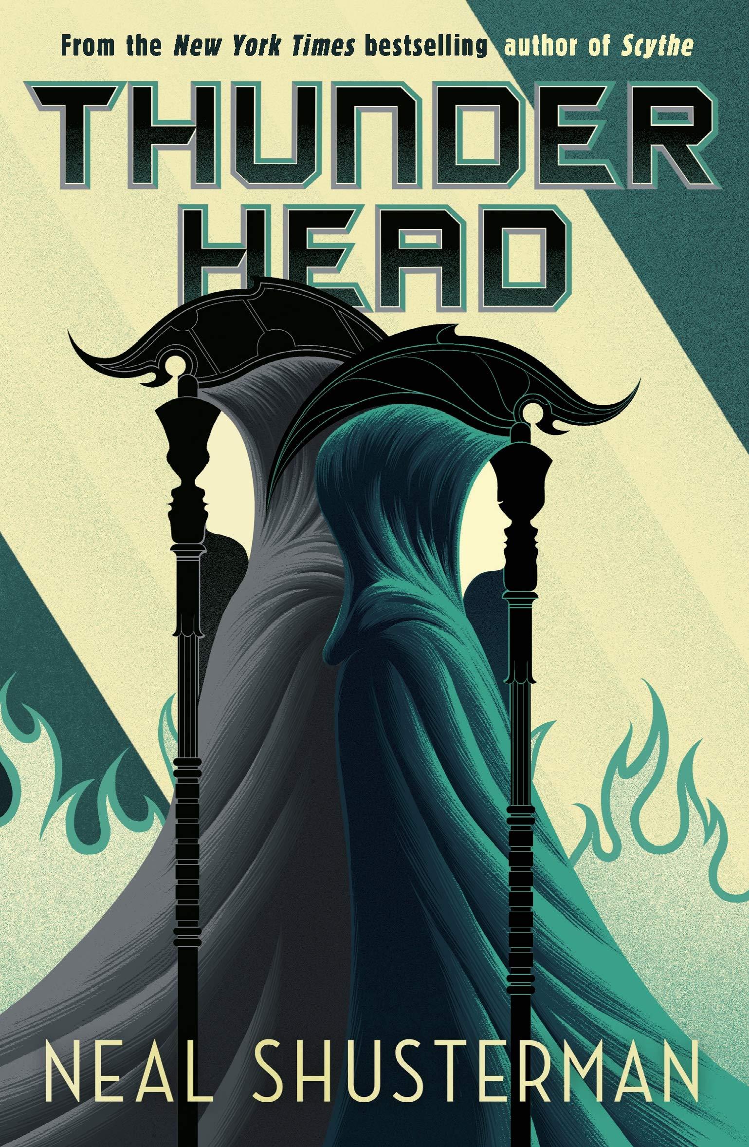 Thunderhead: 9781406379532: Amazon.com: Books