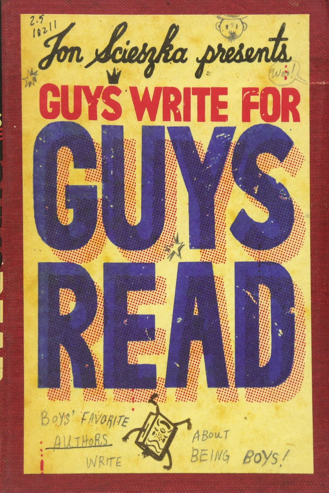 Guys Read: Best of Friends: A Short Story from Guys Read: Funny Business