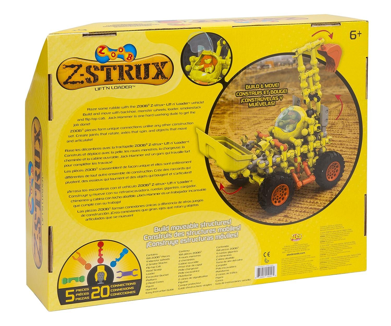 Zoob - Z-Strux Cargador de elevación (Juratoys 0Z15040TL): Amazon.es: Juguetes y juegos