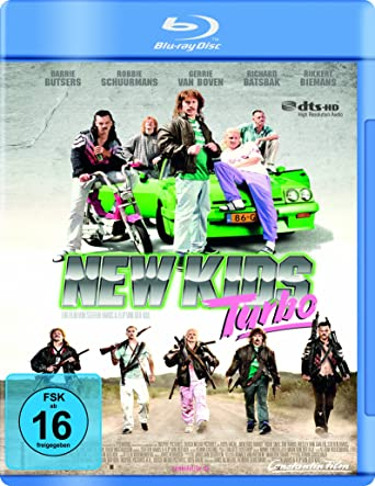 New Kids Turbo [Alemania] [Blu-ray]