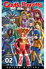 Combo Rangers Ano Dois vol. 02 eBook Kindle