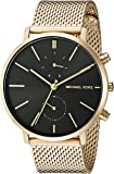 Michael Kors Men's Jaryn Gold-Tone Watch MK8503