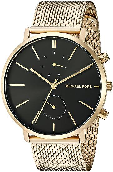 MICHAEL KORS RELOJ DE HOMBRE CUARZO CORREA Y CAJA DE ACERO DORADO MK8503: Michael Kors: Amazon.es: Relojes