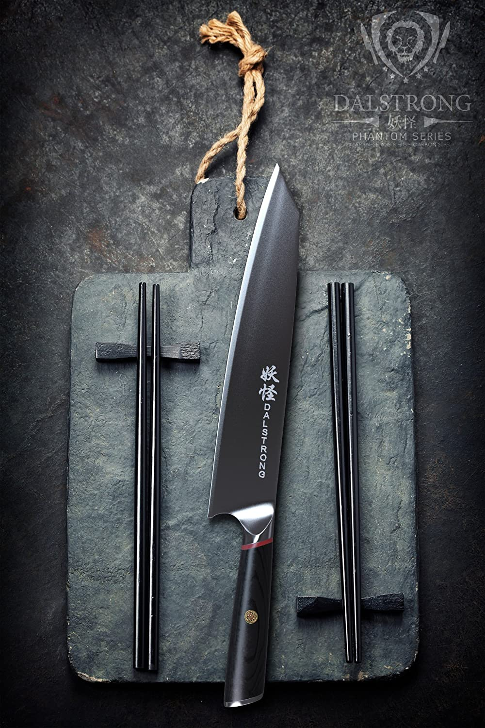 Amazon.com: Dalstrong Phantom series Gyuto cuchillo de chef ...