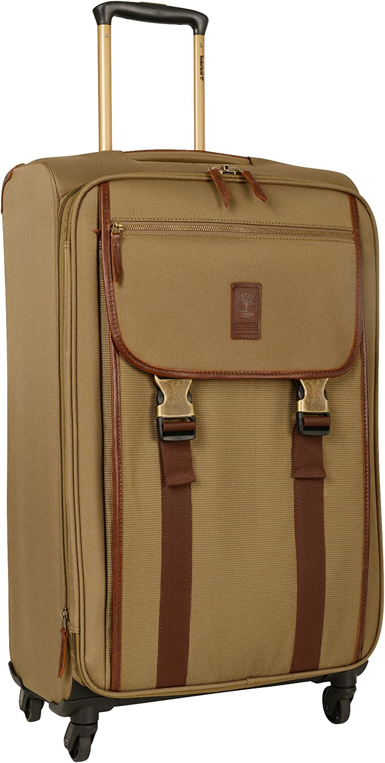 Timberland 25 Expandable Spinner Suitcase, Military