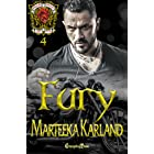 Fury (Black Reign MC 4) A Bones MC Romance