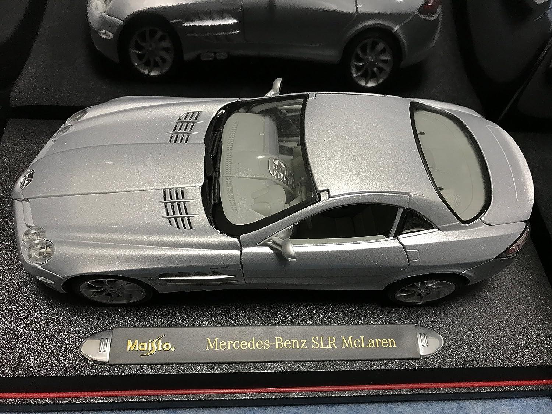 Mercedes-Benz AMG Vision Gran Turismo Concept Silber 1//32 Maisto Modell Auto m..