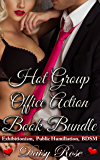 Hot Group Office Action Book Bundle: Exhibitionism, Public Humiliation, BDSM