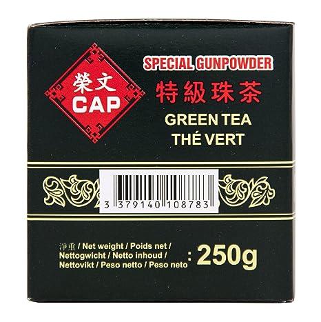 CAP Tè Verde Gunpowder 250 gr