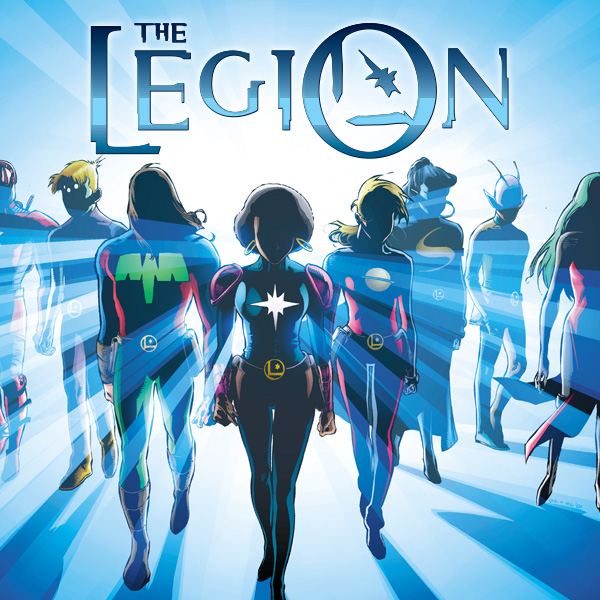 The Legion (2001-2004) (Issues) (36 Book Series)