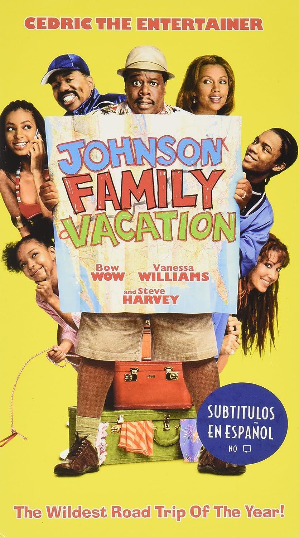 Johnson Family Vacation Full Movie >> Johnson Family Vacation Import Cedric The Entertainer Shannon