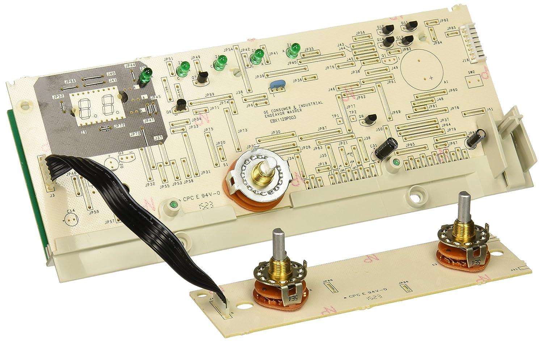 GE座金コントロールボードwh12 X 10344  B00SNRIWQG