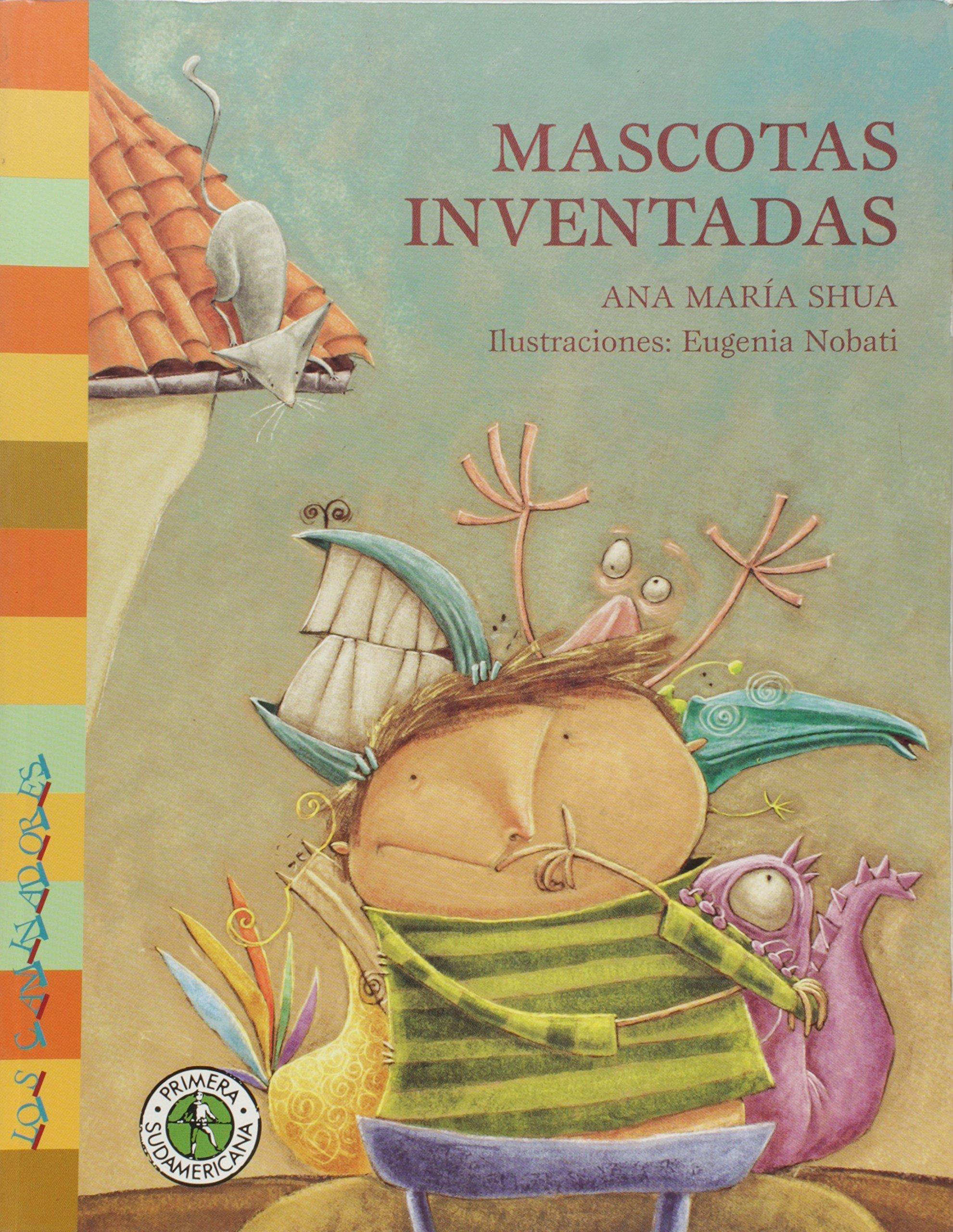 Mascotas Inventadas (Spanish) Paperback – 2013
