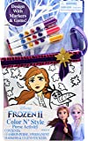 Frozen II Color N Style Small Purse