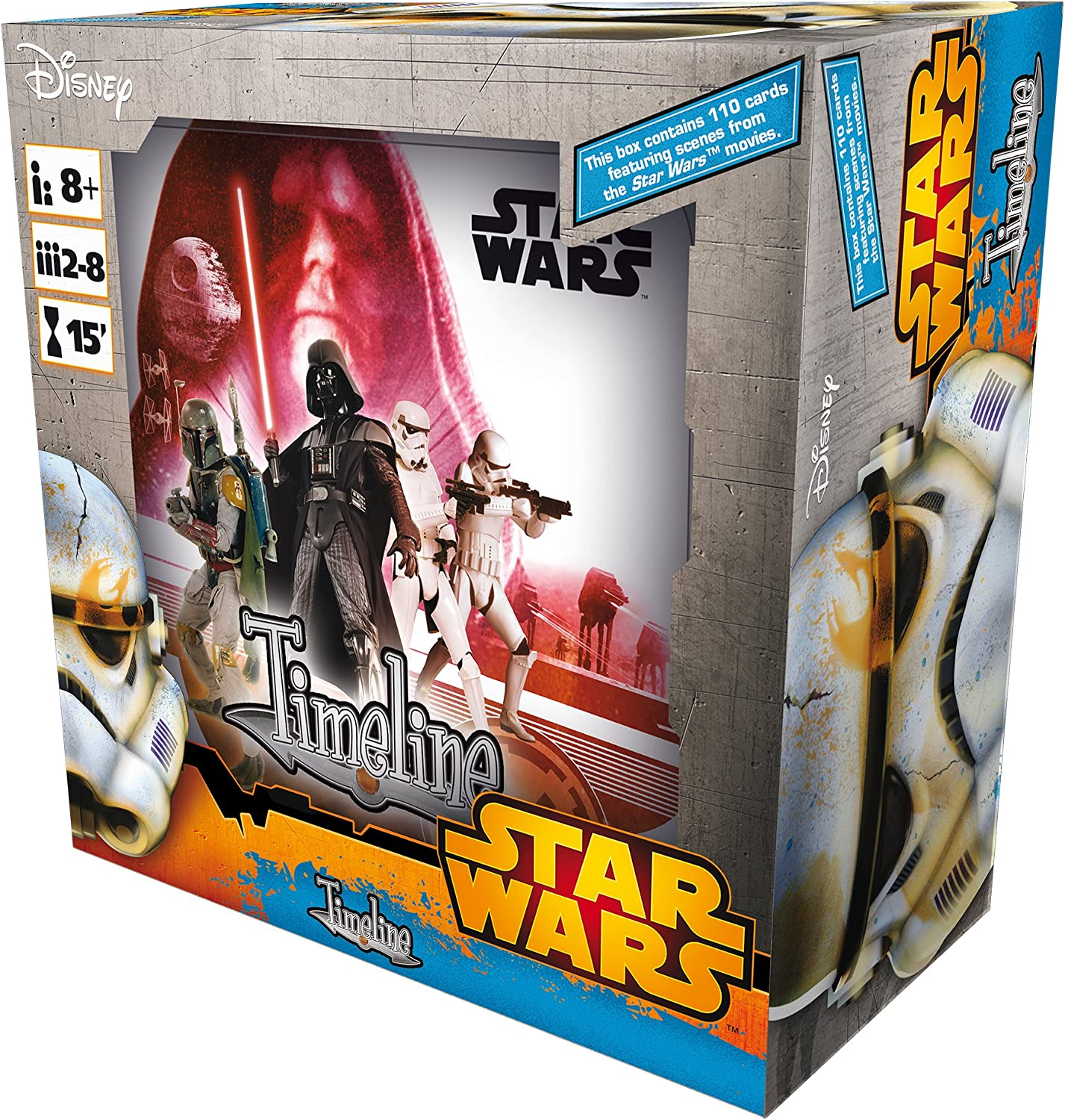 Time Line Star Wars Iv V Vi Amazon De Spielzeug