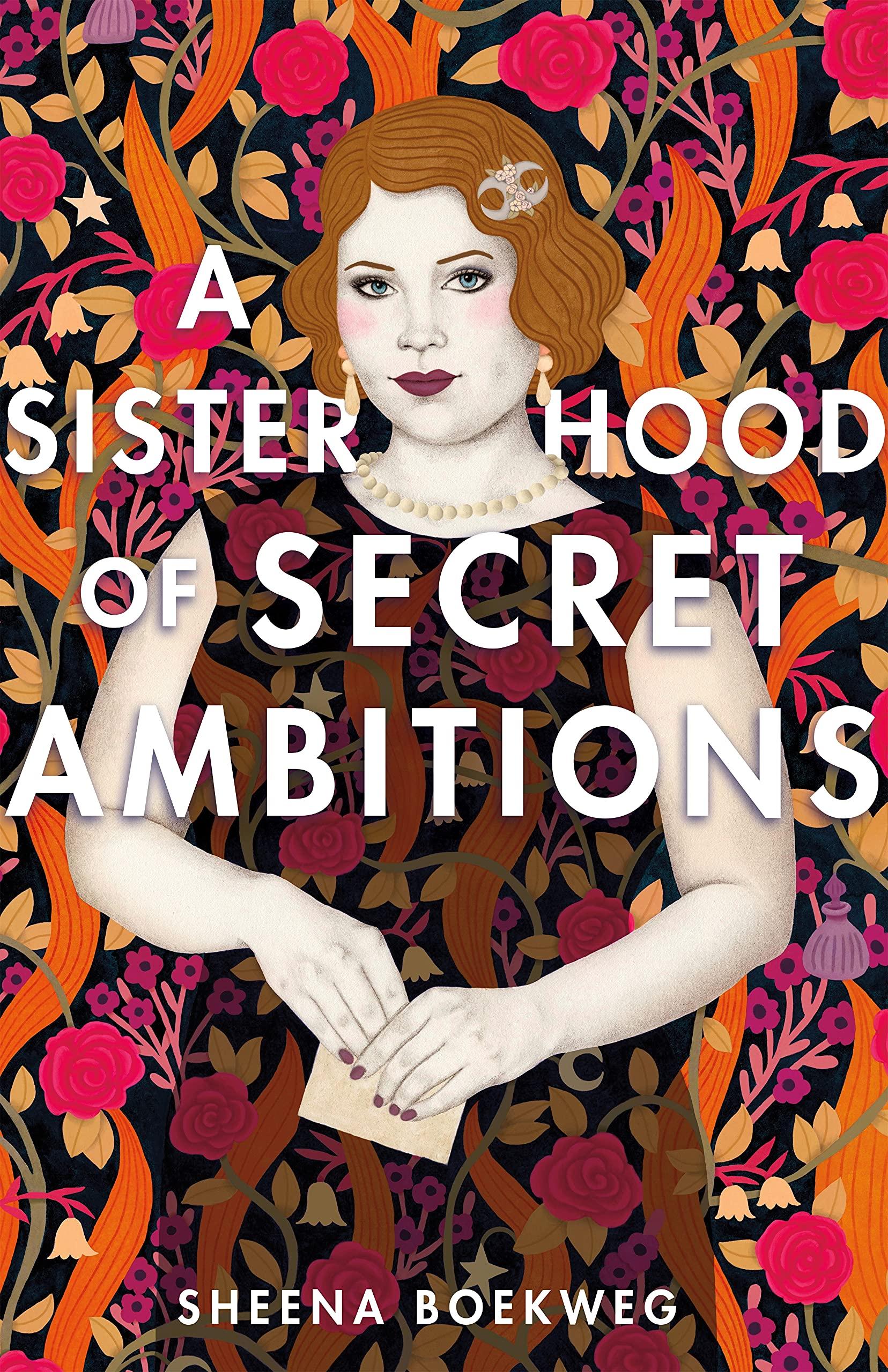 Amazon.com: A Sisterhood of Secret Ambitions: 9781250770981: Boekweg,  Sheena: Books