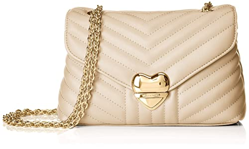 aea6a0704 Mario Valentino Women's VBS3AY03 Cross-Body Bag Beige Size: UK One Size