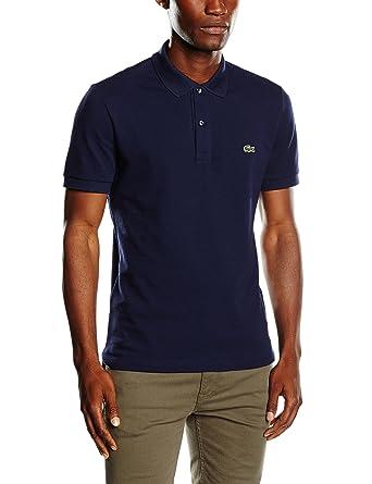 Lacoste Herren Poloshirt PH4077, Blau (Marine),X-Small (Herstellergröße: