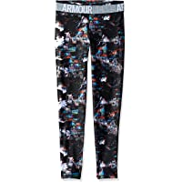 Under Armour Youth Heatgear Leggings novedosos para niñas