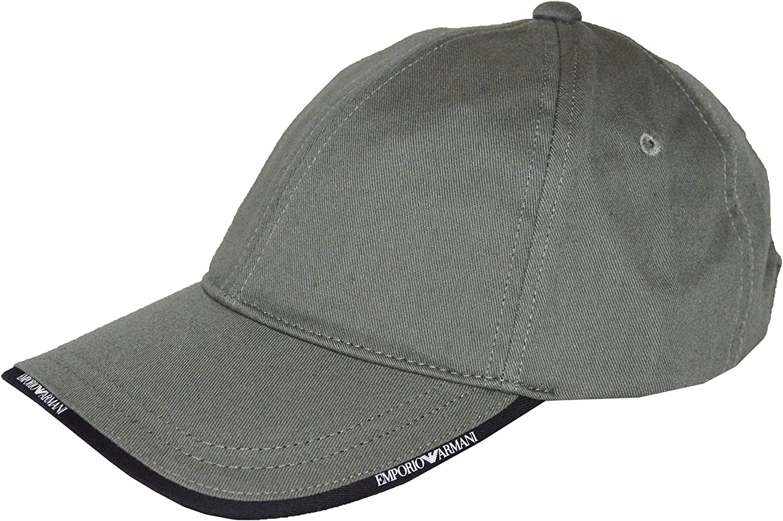 Emporio Armani - Gorra de béisbol - para Hombre Verde Verde Taille ...