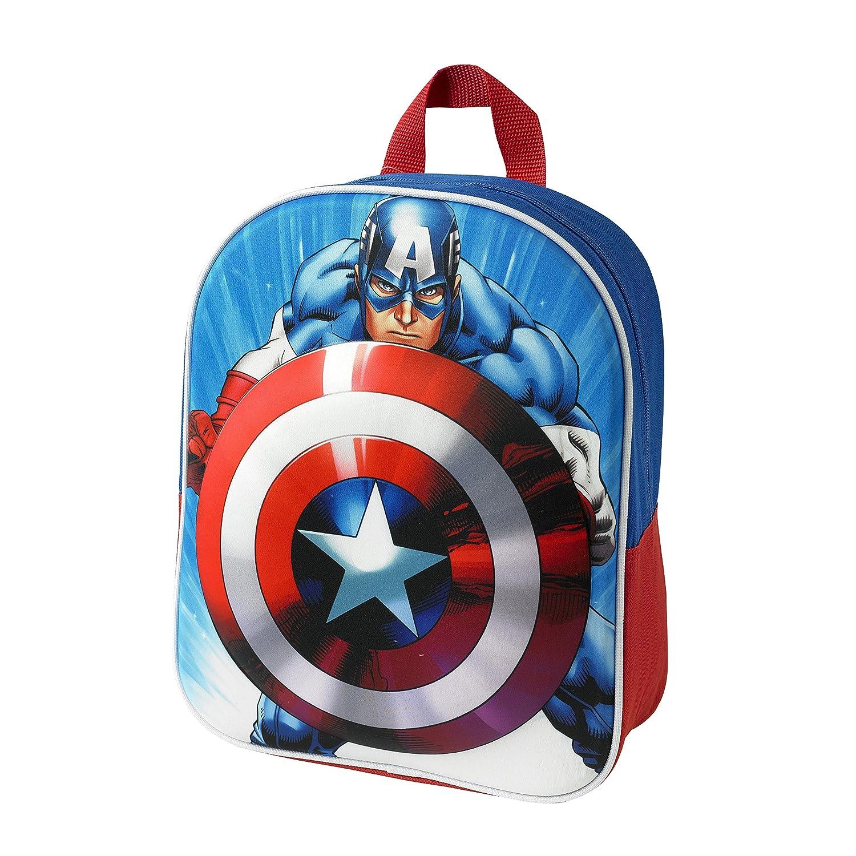 子供用バックパックとペンケースセット!人生のためのBEAUペリーバッグをプラス! (アベンジャーズ)   B074HF9RXB