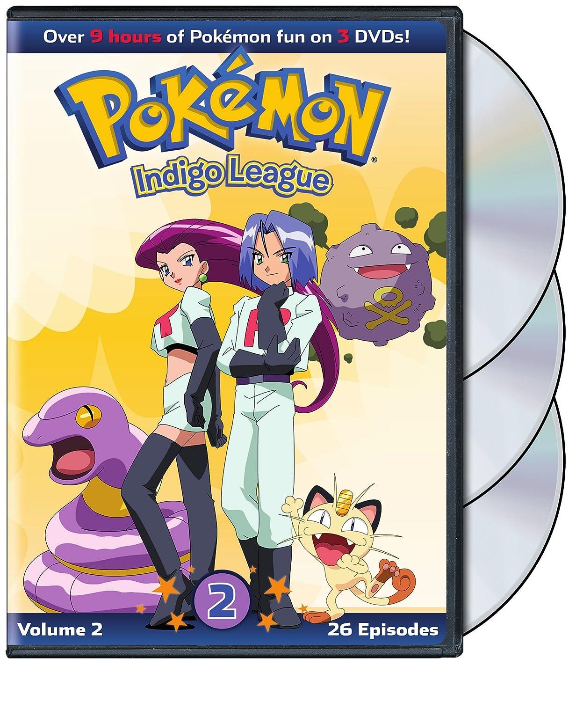 amazon com pokemon season 1 indigo league part 2 various
