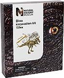 Wow Stuff Natural History Museum Tyranosaurus Rex Excavation Kit