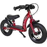 Bikestar 25.4cm (10 pouces) Vélo Draisienne pour enfants ★ Edition Classic ★ Couleur Rouge