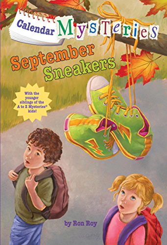 Calendar Mysteries #9: September Sneakers (English Edition)