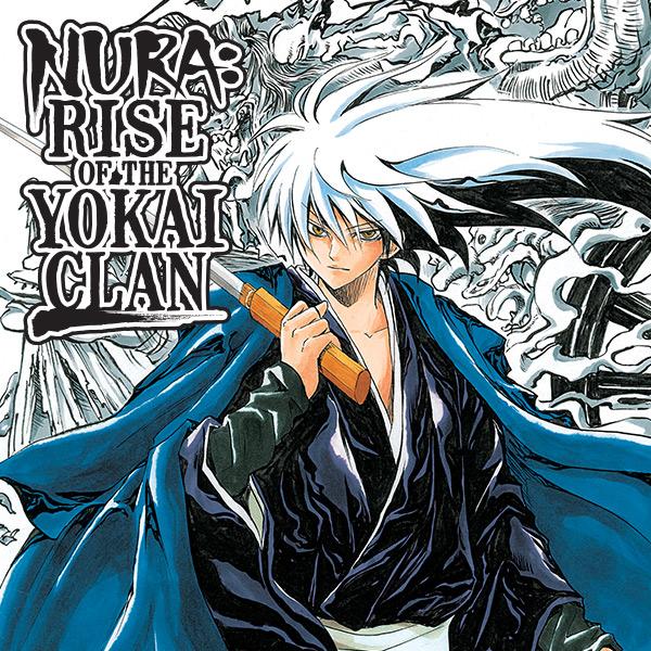 Nura: Rise of the Yokai Clan (Issues) (24 Book Series)