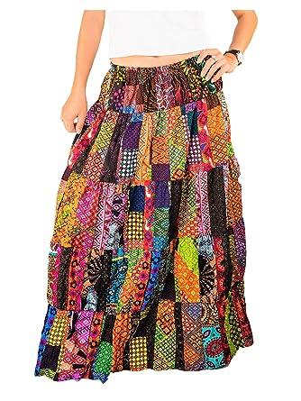 Image result for boho skirts