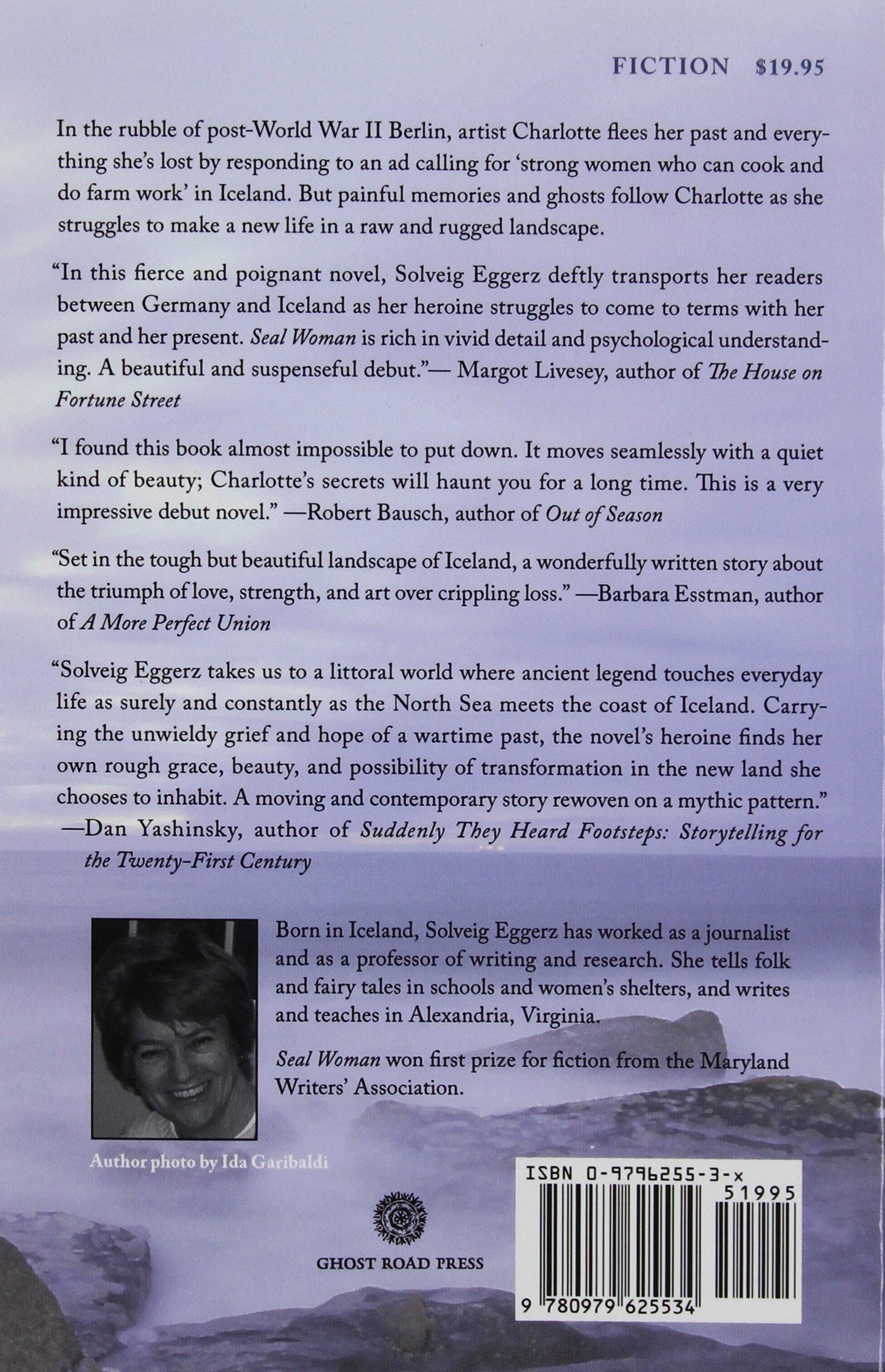 Seal woman solveig eggerz 9780979625534 amazon com books