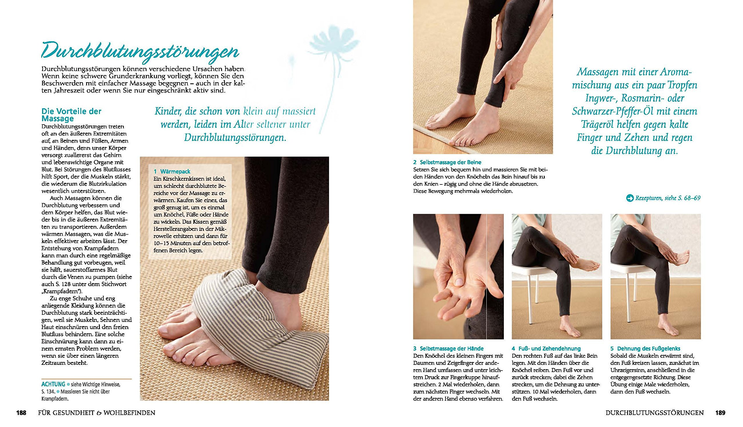 Wellness für zuhause - Sanfte Massagen mit ätherischen Ölen: Amazon ...