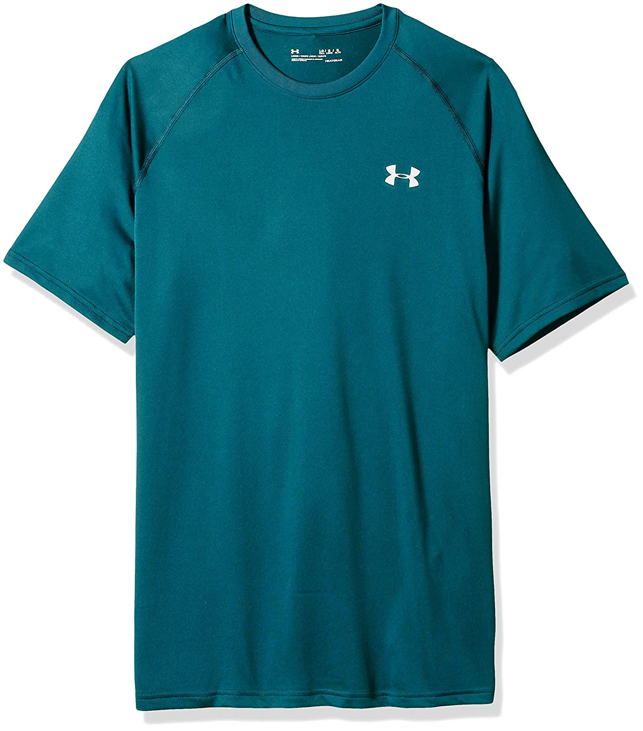 [アンダーアーマー] UA Tech SS Tee メンズ 1228539 B071Z35NXK Small|Tourmaline Teal/Tin Tourmaline Teal/Tin Small