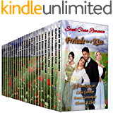 Prelude to a Kiss: 24 Book Box Set of Sweet Clean Romance Stories: Mail Order Bride, Historical Romance, Western Romance…
