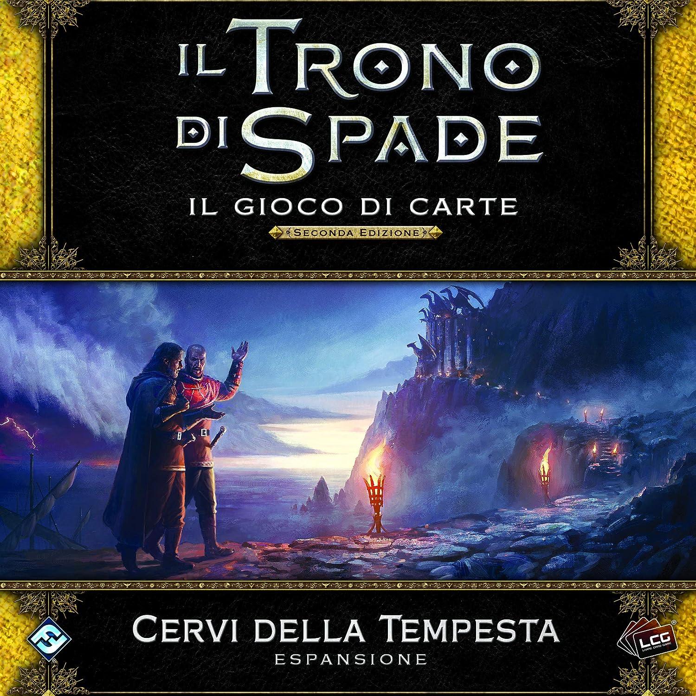 Asmodee Italia - Juego de Tronos LCG 2nd Edición Cervos de la Tempesta, Color, 9250: Amazon.es: Juguetes y juegos