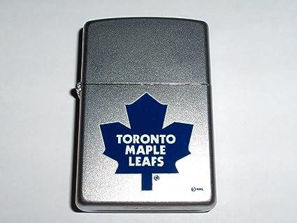 Amazon Com Zippo Nhl National Hockey League Toronto Maple Leafs