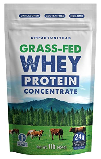 Grass fed whey protein benefits