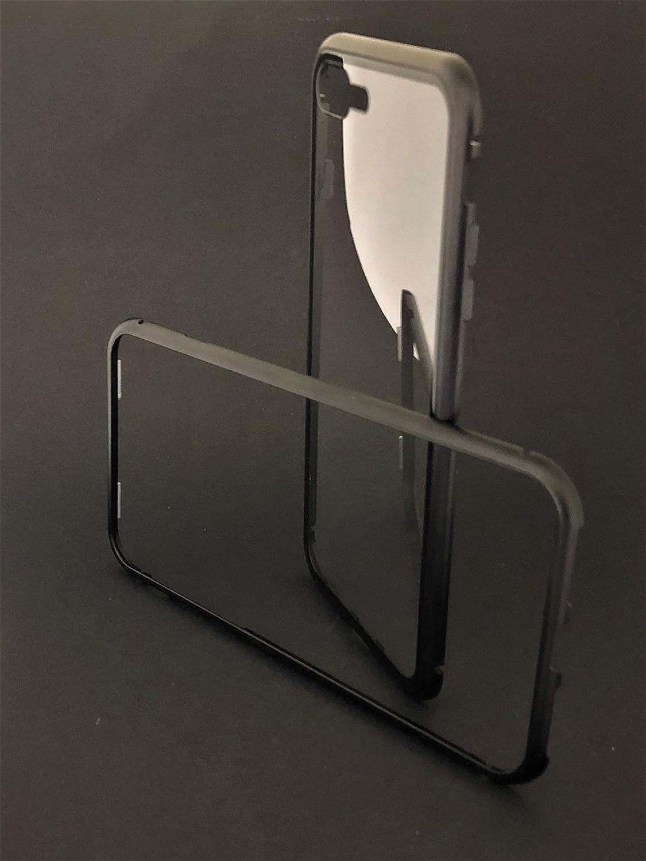 JIREH Funda 360 iPhone 7 Y iPhone 8 DE Aluminio MAGNÉTICA ...
