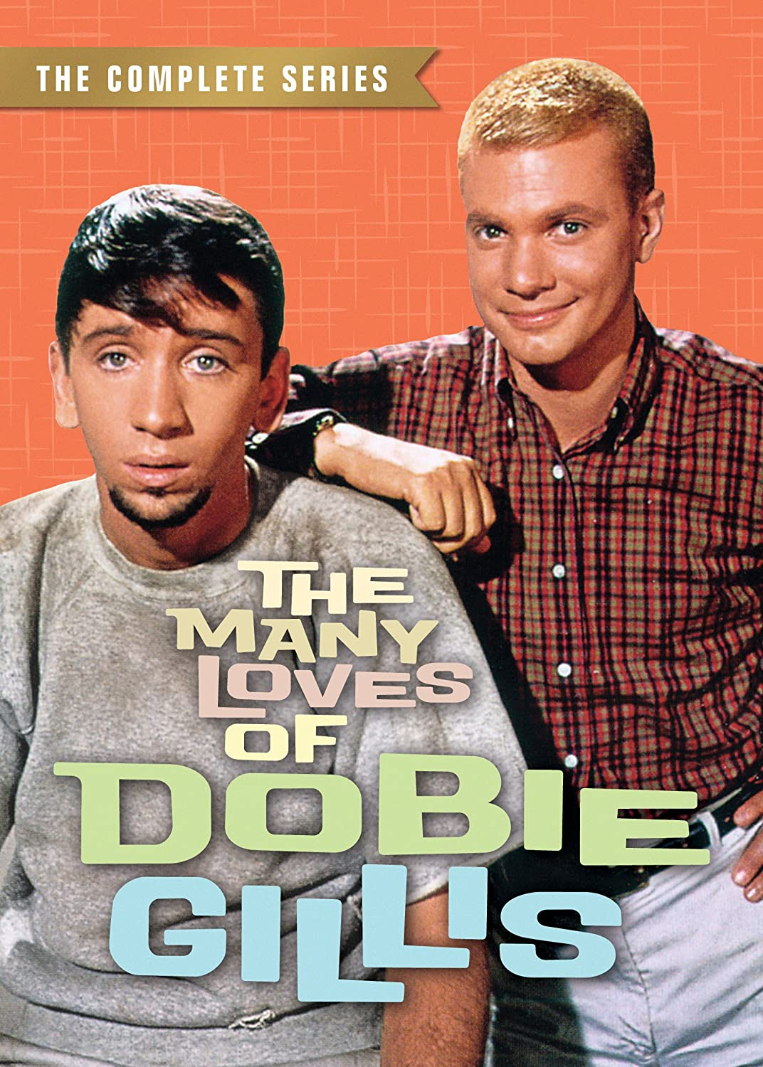 Amazoncom The Many Loves Of Dobie Gillis The Complete