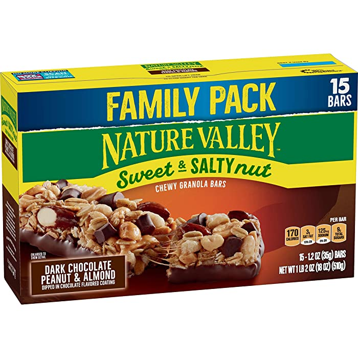 Top 10 Nature Valley Almond Dark Chocolate