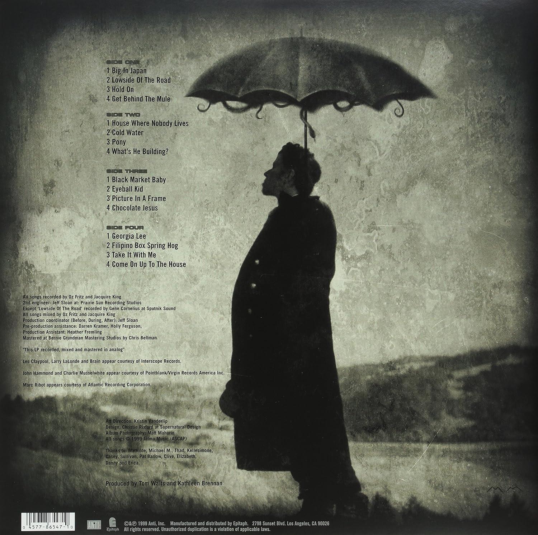 Mule Variations [Vinyl LP] - Tom Waits: Amazon.de: Musik