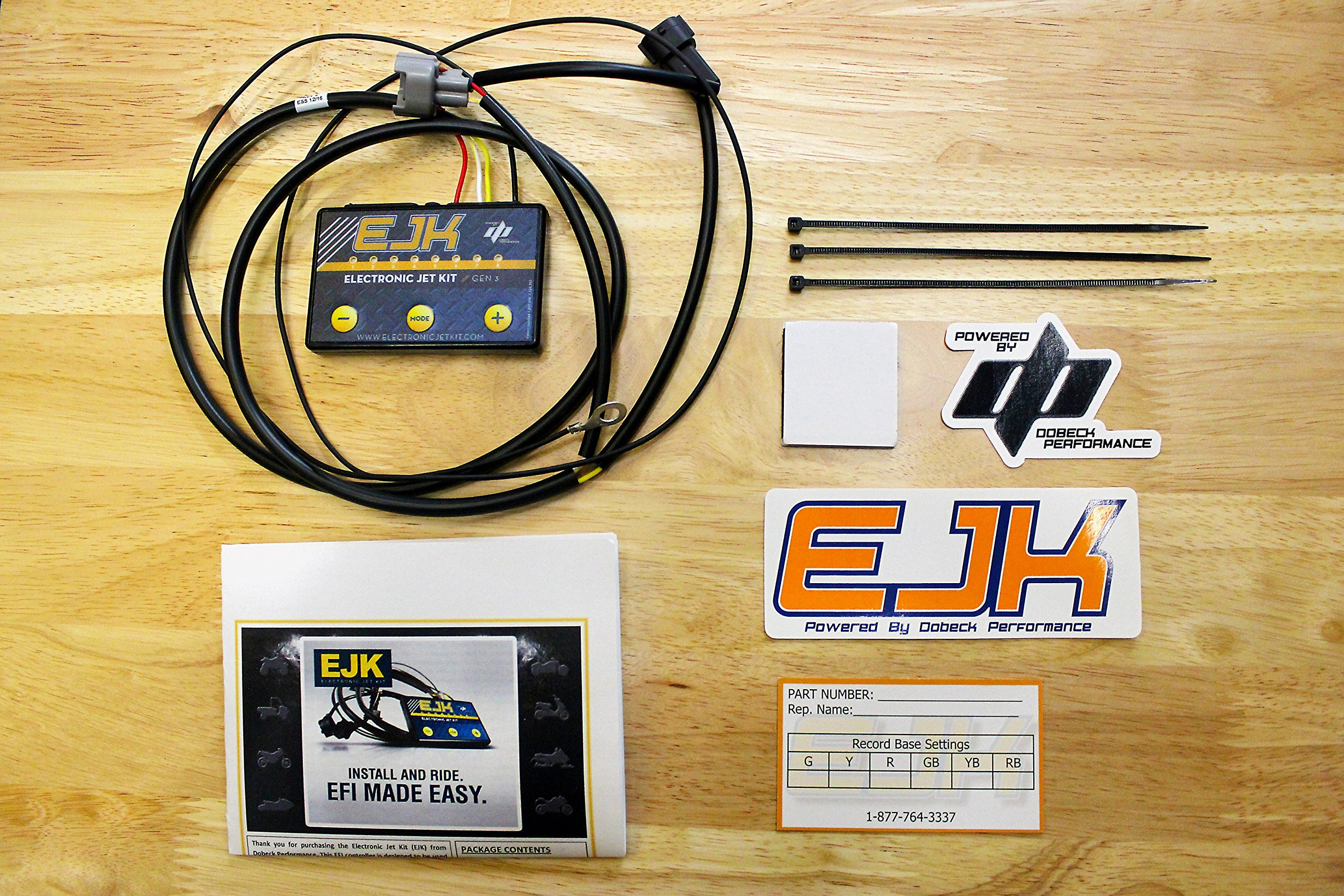 Dobeck Performance Yamaha V-Star Yamaha Bolt Fuel Injection Programmer EJK 9120291 by Dobeck Performance