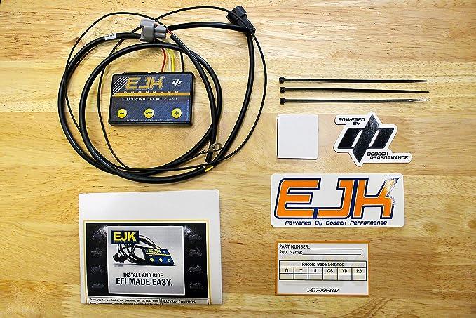 Honda CRF250L Rally 2017 Fuel Injection Programmer EJK 9110044
