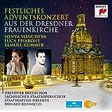 Festliches Adventskonzert 2015 aus der Dresdner Frauenkirche