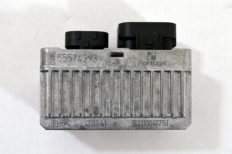 55574293 - Relé de Bujías De Incandescencia / Control De Tiempo Unidad - NUEVO de LSC: Amazon.es: Coche y moto