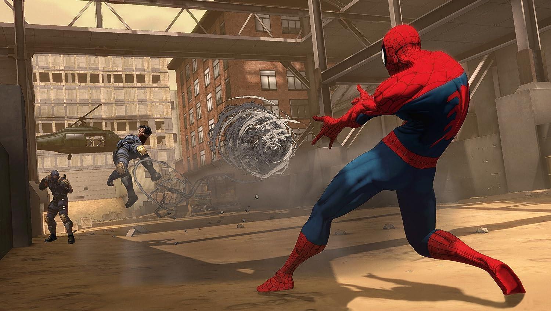 Resultado de imagen para Spiderman Shattered Dimensions