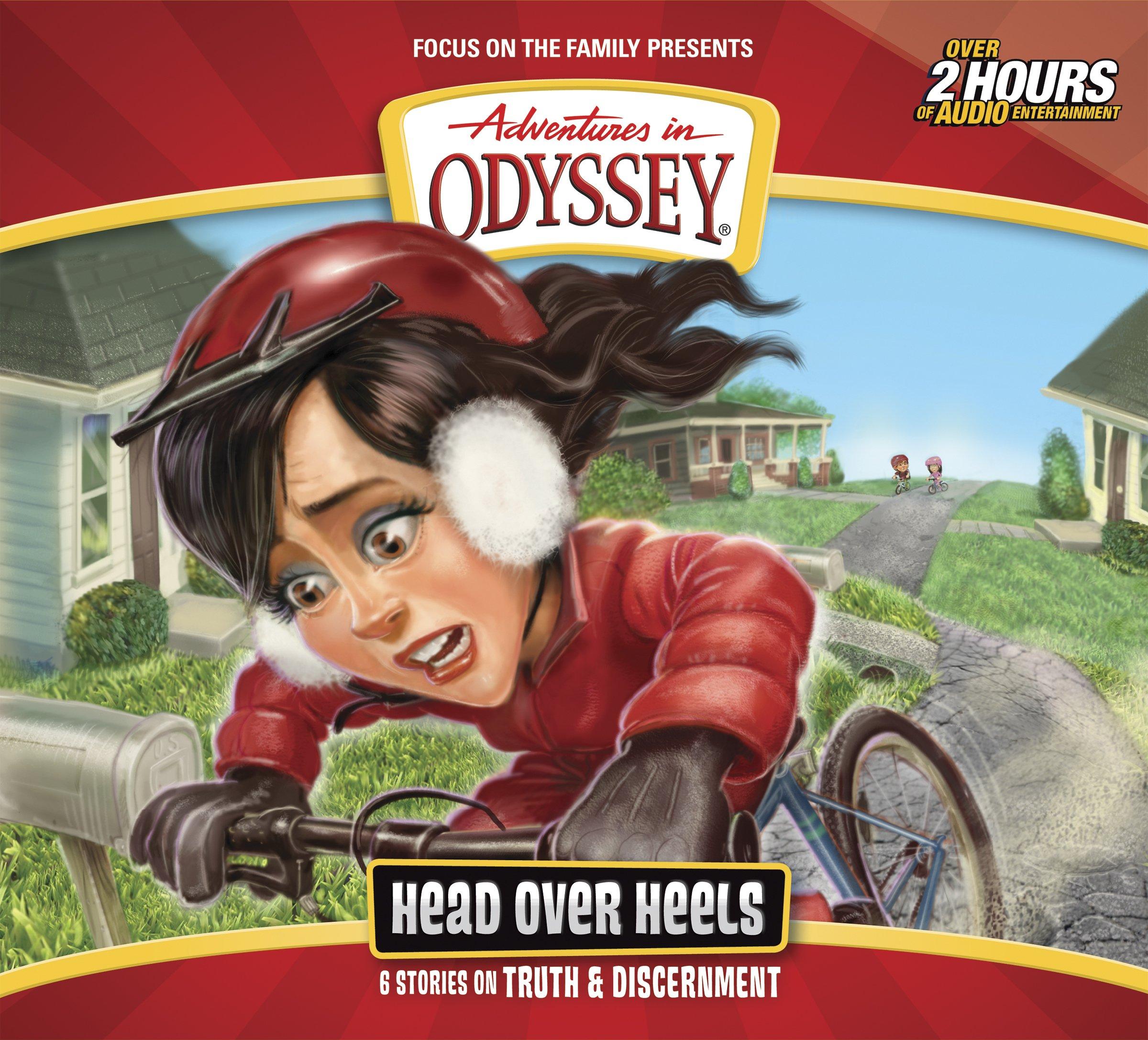 Head over Heels (Adventures in Odyssey)