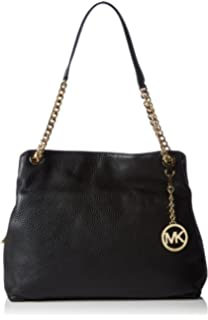 688d13d48f0a Michael Kors Ashbury Large Leather Shoulder Bag in Acorn  Handbags ...