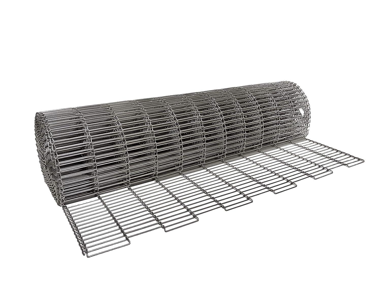 "Middleby Marshall Conveyor Chain 22450-0225 Pizza Oven Belt Rack 32"" x 146"""